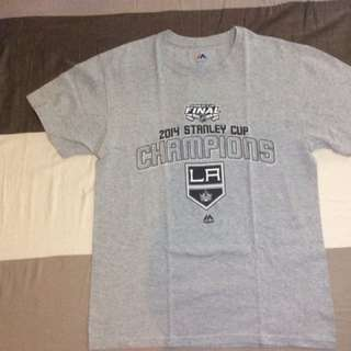 Majestic Stanley Cup Final T-Shirt