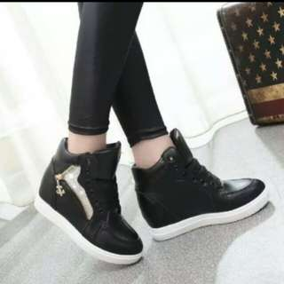 Seoatu wedges boots ZR033