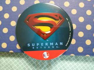 Superman Toaster Set