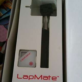 Lapmate Selfie Stick With Remote