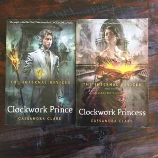 Clockwork Prince & Princess