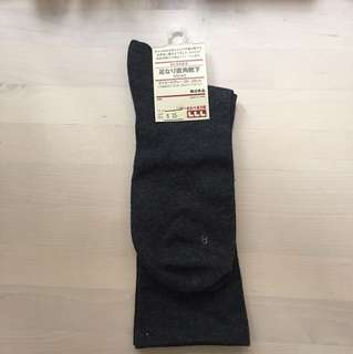 無印良品 muji  men's sick grey brand new size 26-28cm