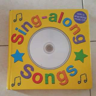 Children's song book