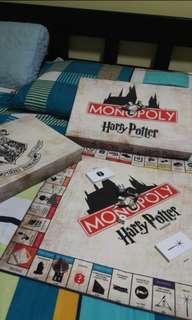 Monopoly - Harry Potter version
