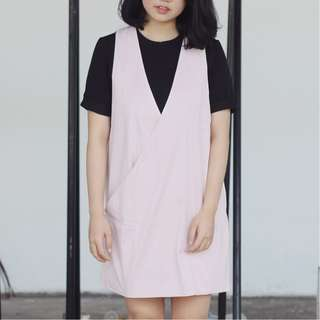 Argyle & Oxford Pink Dress (doesn't include black inner)
