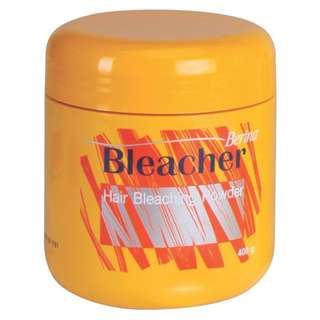 Berina Hair Bleacher Hair Lightener Bleach Powder 400g (1 Tub)