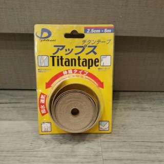 Phiten Titantape