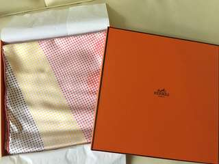 Hermès silk scraf