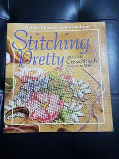 Cross Stitch - Stitching Pretty