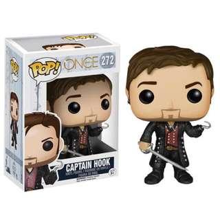 Funko Pop! OUAT Captain Hook