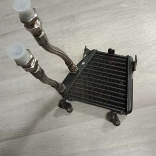 Oil cooler - Ducati 999 / Monster