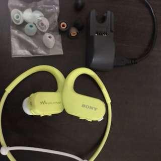 Sony Walkman Waterproof