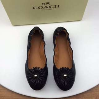 Coach ballet flats / coach women's shoes