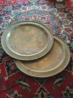 Moroccan antique Serving tray. Decorative