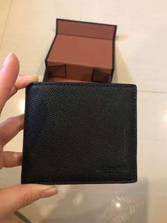 Coach wallet cowo