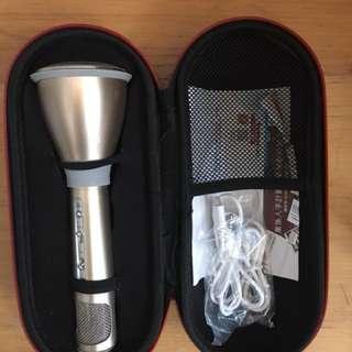 ToSing KTV-K068 Microphone-Bluetooth (Gold)
