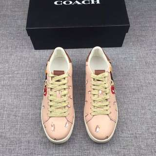 Coach sneakers/ coach women's shoes