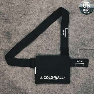 [A-COLD-WALL*] Utility Sling (Black / Large) [GRADE X]