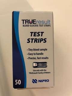 TRUE result Test Strips