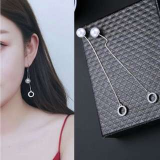 SALE - Anting Minimalis Mutiara Berongga