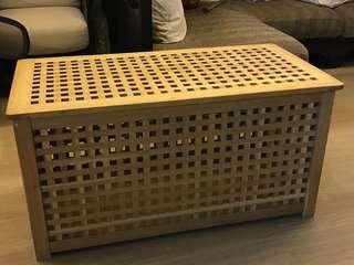 Ikea storage chest box