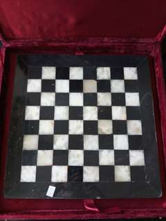 Collectables Marble Chess Set