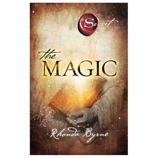 The Magic (The Secret Book 3) Kindle Edition by Rhonda Byrne  (Author)