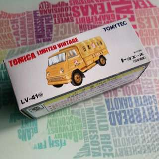 TomyTec Tomica Limited Vintage TOYOACE NIPPON EXPRESS LV-41(b)