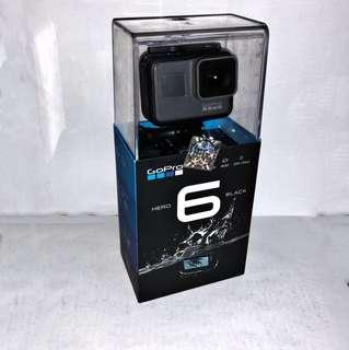 GoPro Hero 6 (Black)