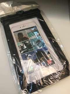 Waterproof mobile iphone phone case
