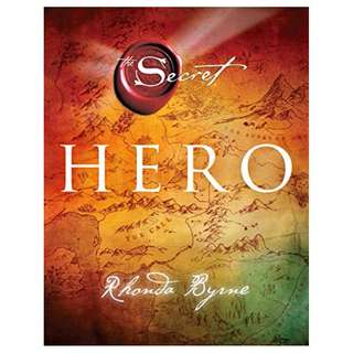 Hero (The Secret Book 4) Kindle Edition by Rhonda Byrne  (Author)