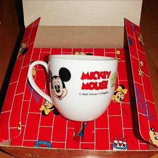 日本Disney米奇杯+碗套裝