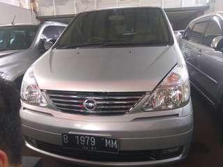 Nissan serena hws 2011 matic silver