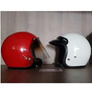 Bell Vintage Helmets to letgo