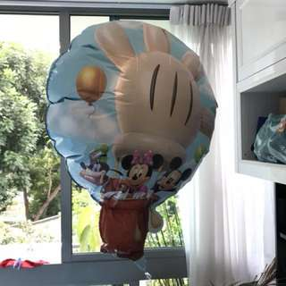 Mickey Helium Birthday Balloons