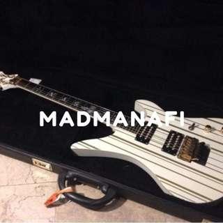 Schecter Guitar Synyster Gates Custom Original