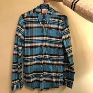 Lacoste Shirt 去街恤衫 很新淨