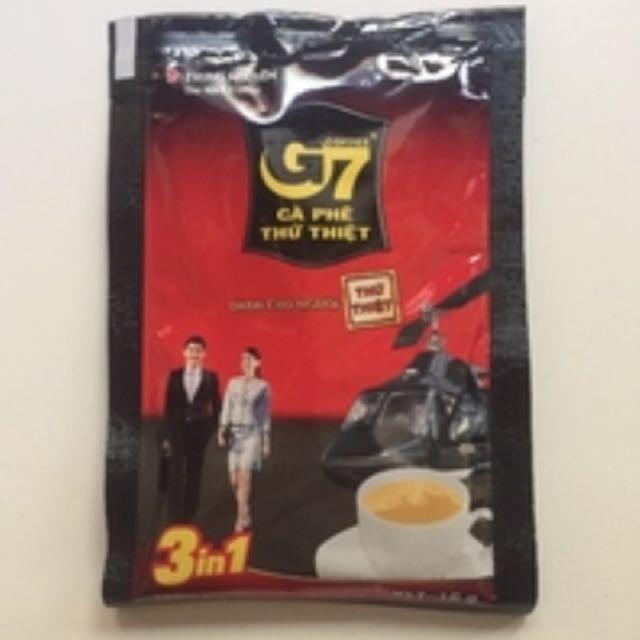 越南三合一即溶咖啡包16g共20小包