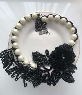 Italian brand Rada beautiful statement necklace