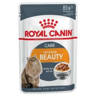 Royal Canin wet food - Intense Beauty