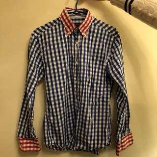 Paul & Shark Shirt 去街恤衫 很新淨 100% Real