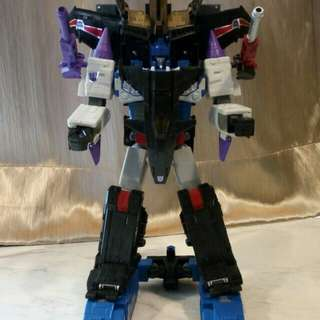 Transformers titans return overlord and sky shadow