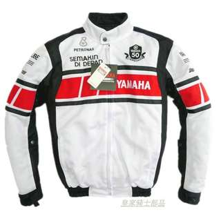 Authentic Yamaha MotoGP jersey racing jacket suit protection