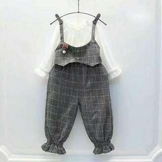 [PO] 2pcs Suit (两件套-预购)