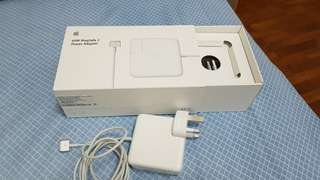 60W MagSafe2 Power adapter for MacBook pro