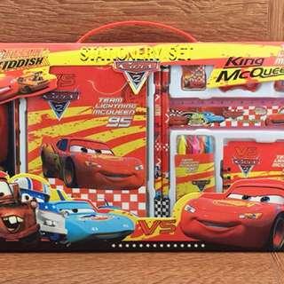 Lightning McQueen / Mickey Mouse stationery set