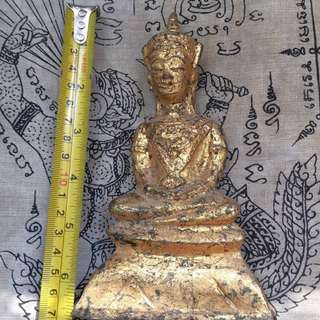 Old Ayutthaya Phra Chai For Sale.Please pm me.
