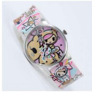 Tokidoki Donutella Watch - (Authentic)