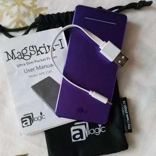 Magskin-I Ultra Slim Pocket Power Bank