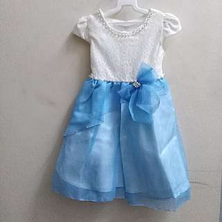 Kid Princess Dress